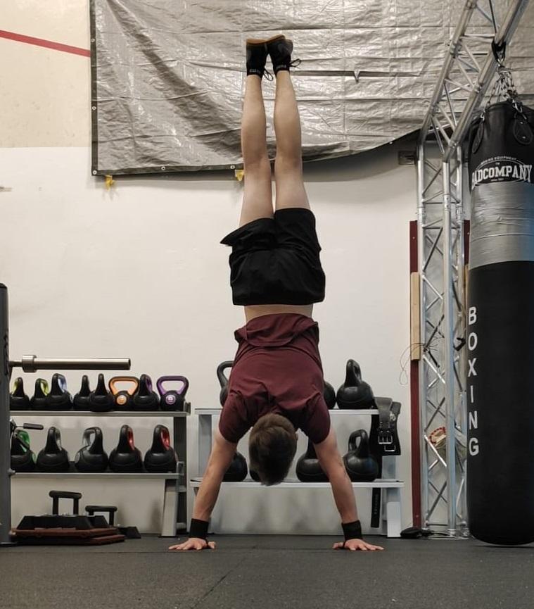 Fitnesstrainer Jonathan