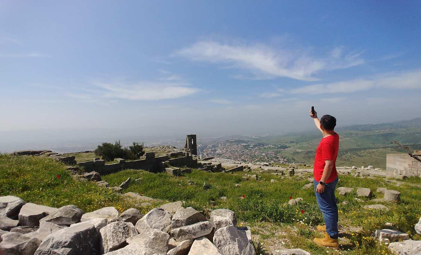 ลองใช้ Insta360 ณ ตุรกี