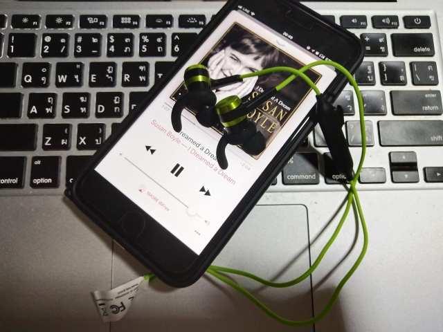 เอาหูฟัง 1MORE iBFree มาฟังเพลง ดูหนัง เล่นเกม เพื่อทดสอบ
