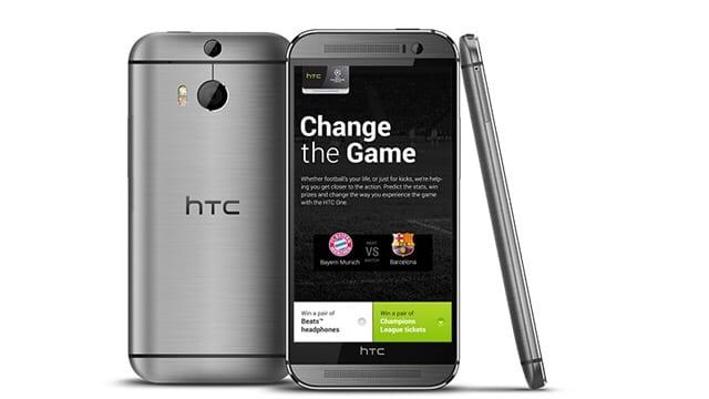 HTC One M8 น่าจะเป็นตัวแรกเลยที่เป็นกล้องคู่สำหรับถ่ายโบเก้ด้วยสองเลนส์