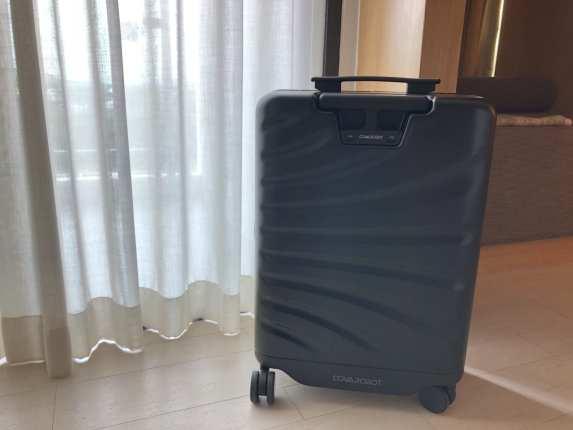 COWAROBOT ROVER แนวคิดของกระเป๋าเดินทางที่แท้ทรู ออกแบบมาให้สามารถเคลื่อนที่ตามตัวเราได้โดยอัตโนมัติ