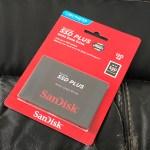 SanDisk SSD Plus 120GB ประกัน Synnex