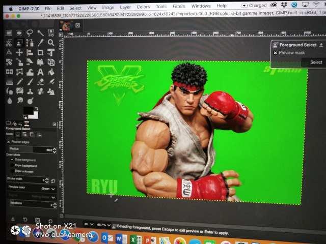 ลองเล่น GIMP แทน Photoshop 3