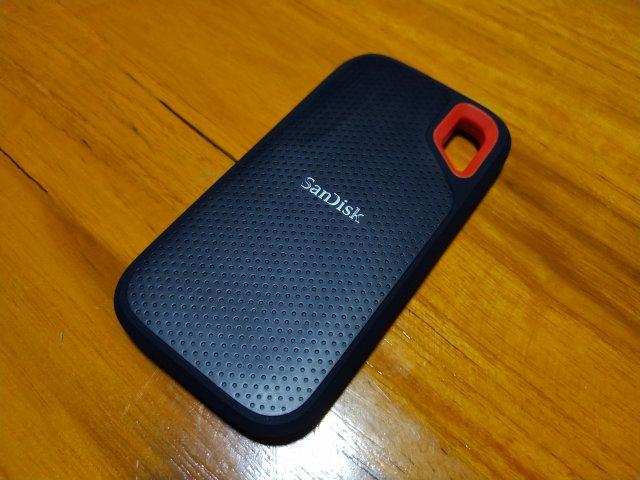 รีวิว SanDisk Extreme Portable SSD ฮาร์ดดิสก์พกพา เบา และอึด 2