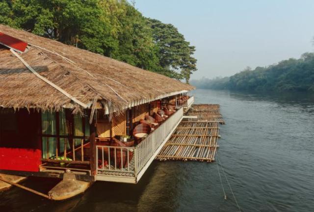 Binlha Raft Resort