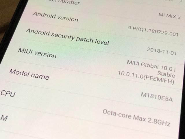 พรีวิว Xiaomi Mi Mix 3 ความประทับใจแรกของผมคือ... 2