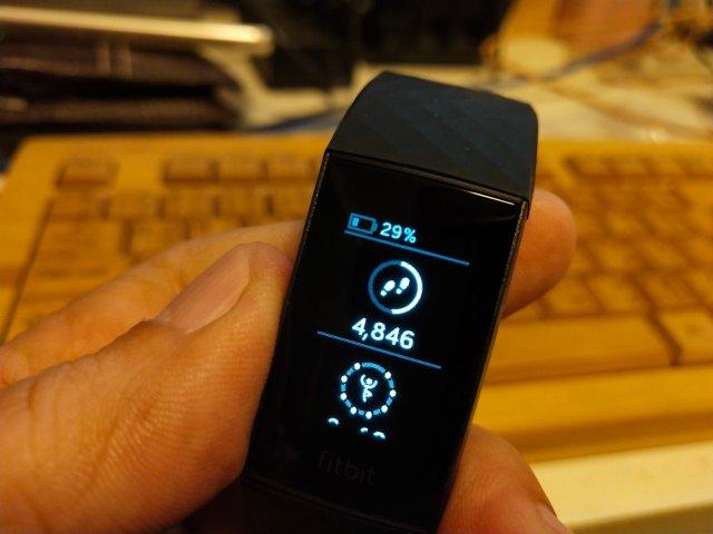 รีวิว Fitbit Charge 3 Fitness tracker พันธุ์อึด 3