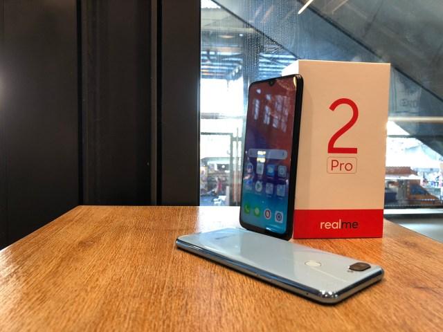 รีวิว RealMe 2 Pro ราคาเล็กๆ สเปกไม่เล็กตาม 2