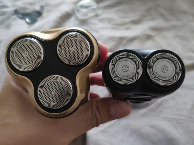 เทียบระหว่าง Lingke FS 3188 กับของ Philips แบบสองหัว