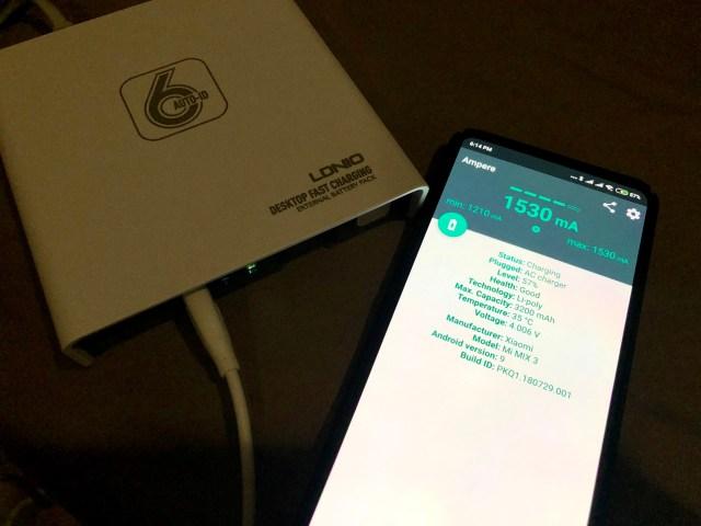 รีวิว LDNIO Desktop Fast Charging รุ่น A6802 6 พอร์ต 40 วัตต์ 4