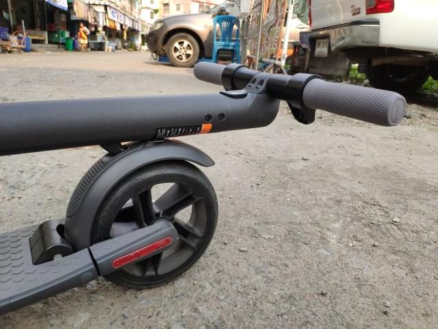 รีวิว ninebot KickScooter ES2 พร้อมแบตเตอรี่สำรอง ฉบับซื้อเองใช้เอง 2