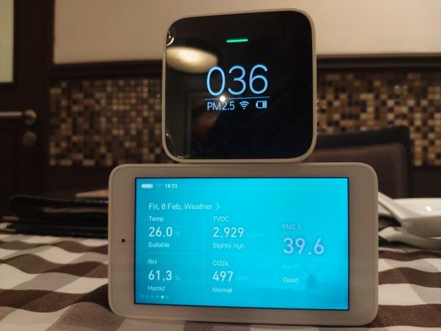 รีวิว Xiaomi Mi Jia Multifunction Air Monitor เครื่องวัดคุณภาพอากาศแบบครบเครื่อง 19