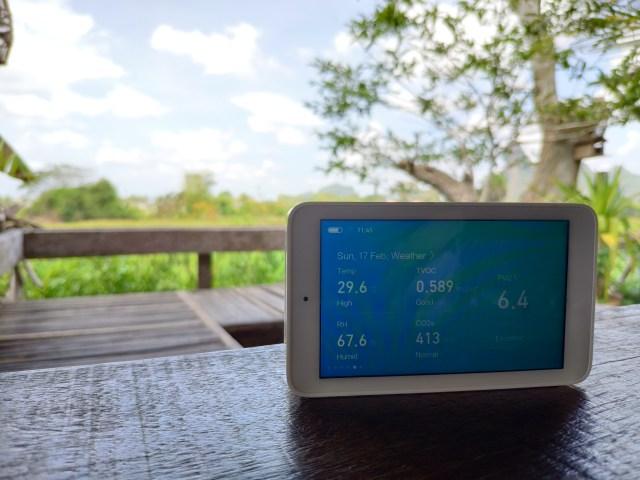 รีวิว Xiaomi Mi Jia Multifunction Air Monitor เครื่องวัดคุณภาพอากาศแบบครบเครื่อง 2