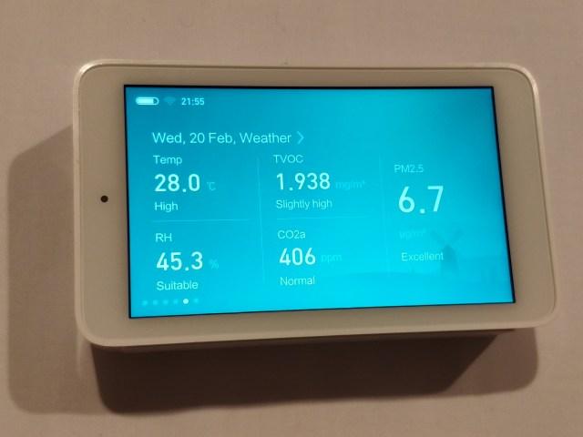 รีวิว Xiaomi Mi Jia Multifunction Air Monitor เครื่องวัดคุณภาพอากาศแบบครบเครื่อง 6