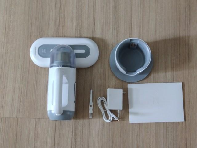 รีวิว Xiaomi Mi Jia SWDK Ultra Portable Vacuum Cleaner with UV เครื่องดูดฝุ่นกำจัดไรฝุ่นไร้สาย 2