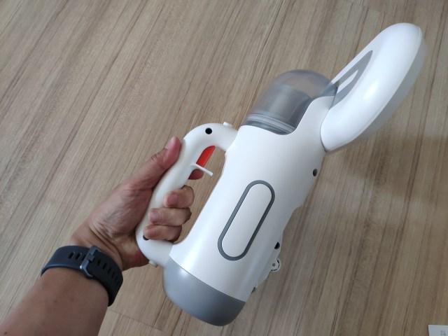 รีวิว Xiaomi Mi Jia SWDK Ultra Portable Vacuum Cleaner with UV เครื่องดูดฝุ่นกำจัดไรฝุ่นไร้สาย 5