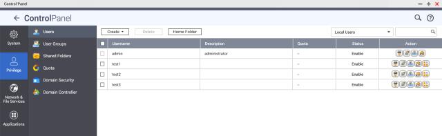 QNAP NAS 101 - EP 4: สร้างผู้ใช้งานแบบ Local user และการแก้ไขข้อมูลผู้ใช้งาน บน QNAP NAS 2