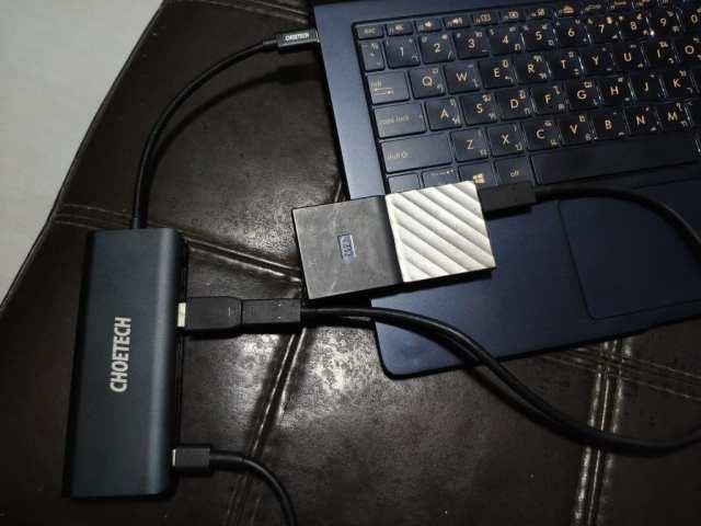 รีวิว Choetech HUB-M05 6 in 1 Multiport USB-C Adapter คู่ใจโน้ตบุ๊กยุคใหม่ 8
