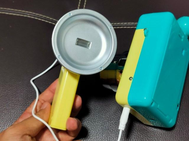 แฟลชของกล้อง Escura Instant 60s