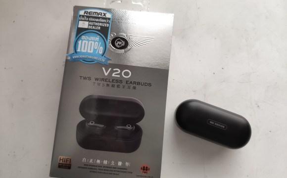 กล่องใส่หูฟัง WK Design V20