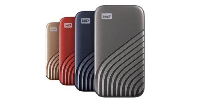 WD My Passport SSD ตัวใหม่ ปี 2020