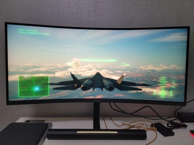 ทดลองเล่นเกมบนจอ Huawei MateView GT