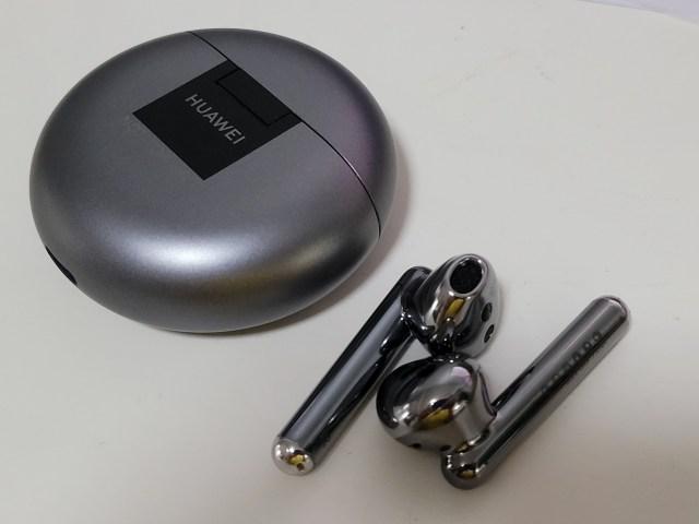 กล่องใส่ และ หูฟัง Huawei FreeBud 4
