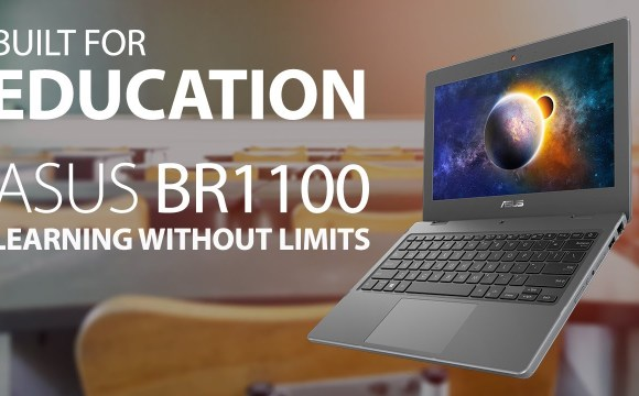 ASUS BR1100 Built for education. Learning without limits.