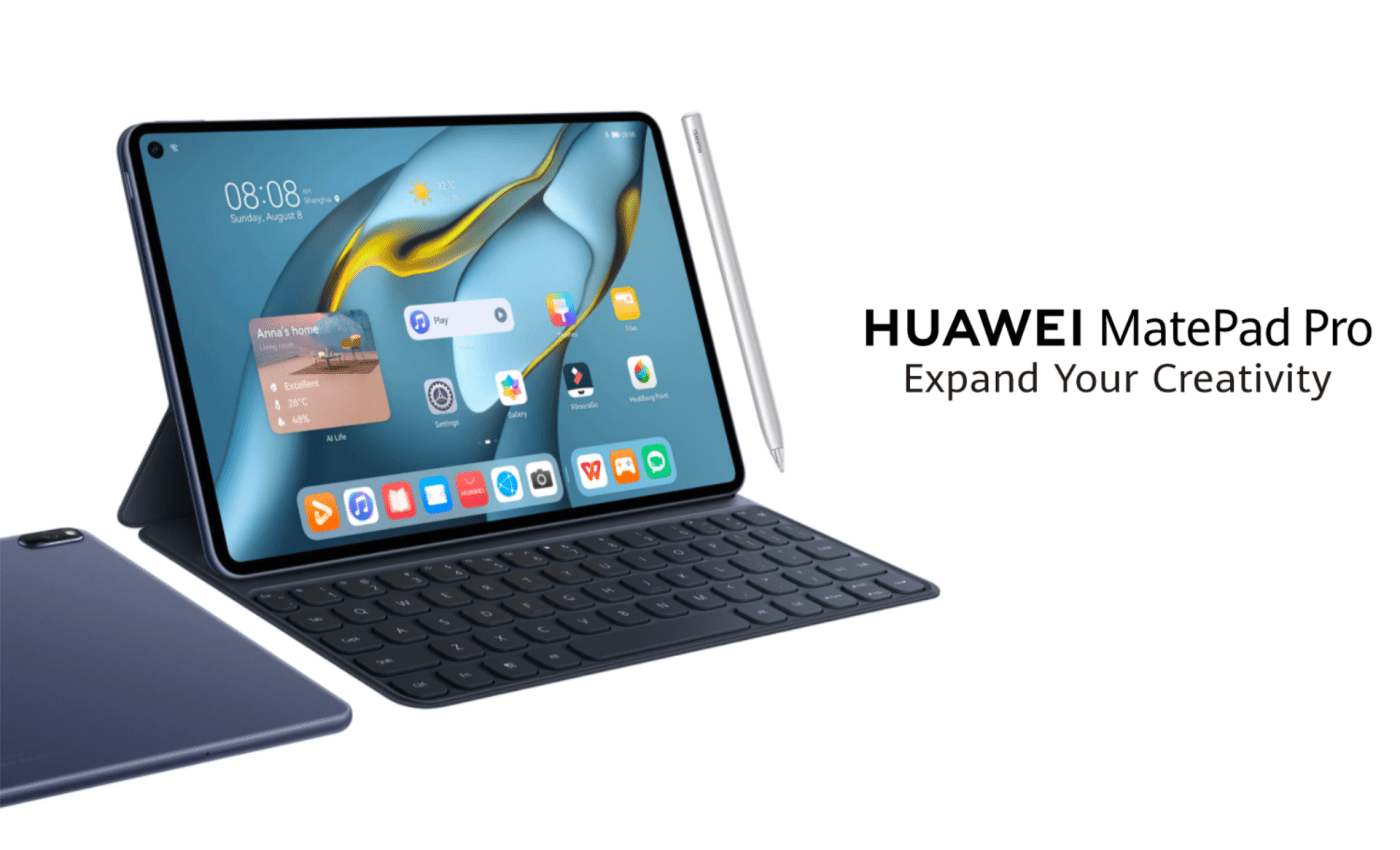 HUAWEI MatePad Pro 10.8-inch Expand Your Creativity