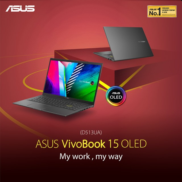 ASUS VivoBook 15 OLED U513UA