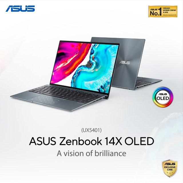 ASUS ZenBook 14X OLED (UX5401)