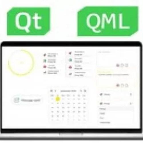 Awesome Qt (QML) controls
