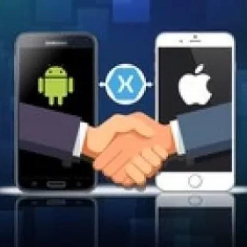Cross Platform Native iOS & Android in Xamarin C# & Firebase