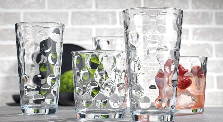 Best water glasses for everyday use