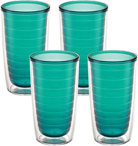 Water drinking glasses