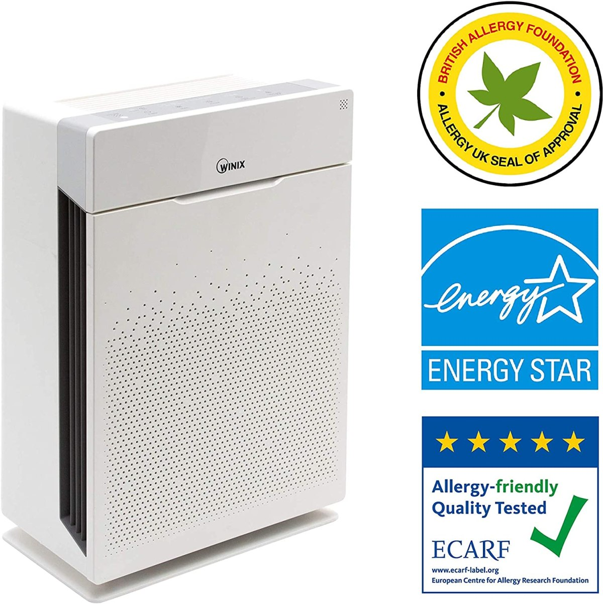 best air purifier for allergy and asthma uk