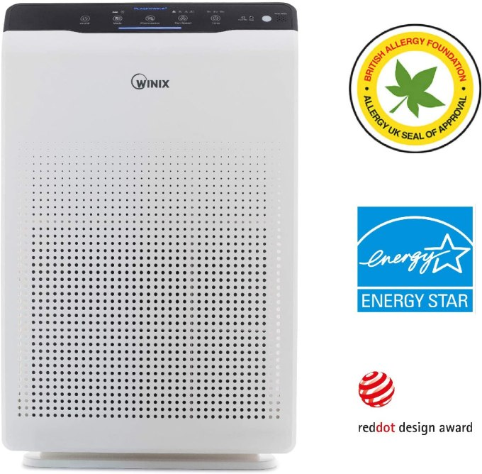 Winix air purifier Europe