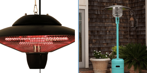 Electric Vs Propane Patio Heater