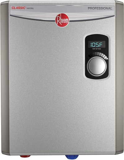 best electric tankless hot water heater reviews