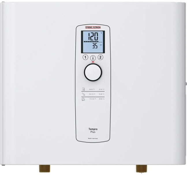 Stiebel Eltron Tankless Water Heater – Tempra 29 Plus