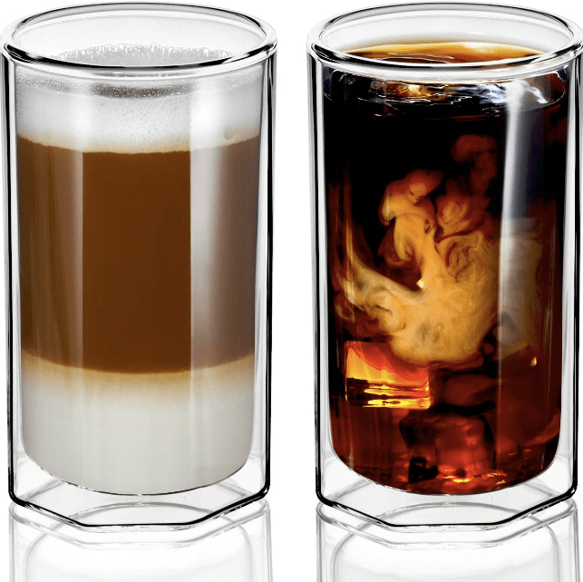 Zens Double Wall Drinking Glasses