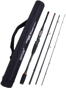 best baitcasting rods under 100