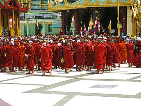BurmaProtest