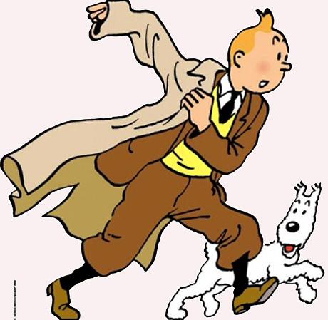 Tintin etMilou
