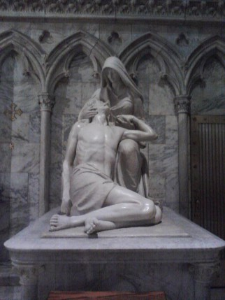 Pieta, St Patrick's Cathedral