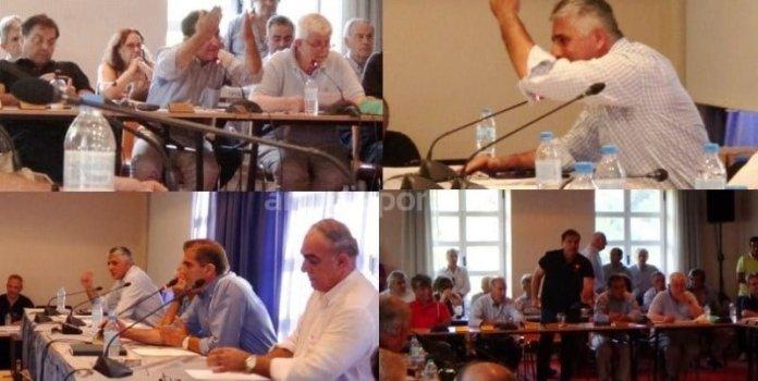 Κλίμα διάσπασης και καχυποψίας μεταξύ των δημάρχων της Πελοποννήσου (video)