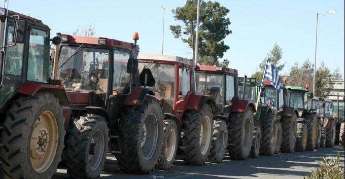 Κινητοποίηση αγροτών την Τετάρτη 12 Δεκεμβρίου στην Τρίπολη