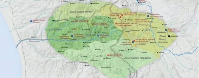 Ερωτηματολόγιο για το Παρράσιο Πάρκο Πολιτιστικής Κληρονομιάς