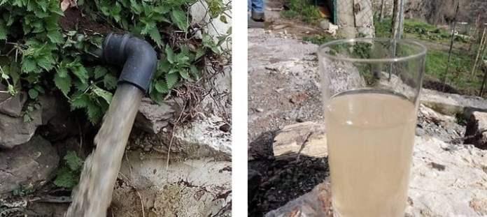 Λύθηκε το πρόβλημα με την θόλωση του νερού στο Βάστα
