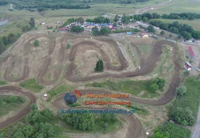 Η Μεγαλόπολη θα διεκδικήσει αγώνα Παγκοσμίου Πρωταθλήματος JUNIOR Motocross για το 2020